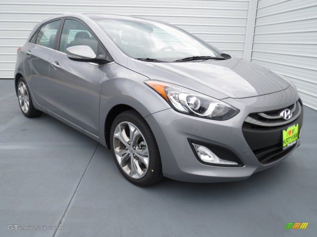 2013 Titanium Gray Metallic Hyundai Elantra Gt 70133159