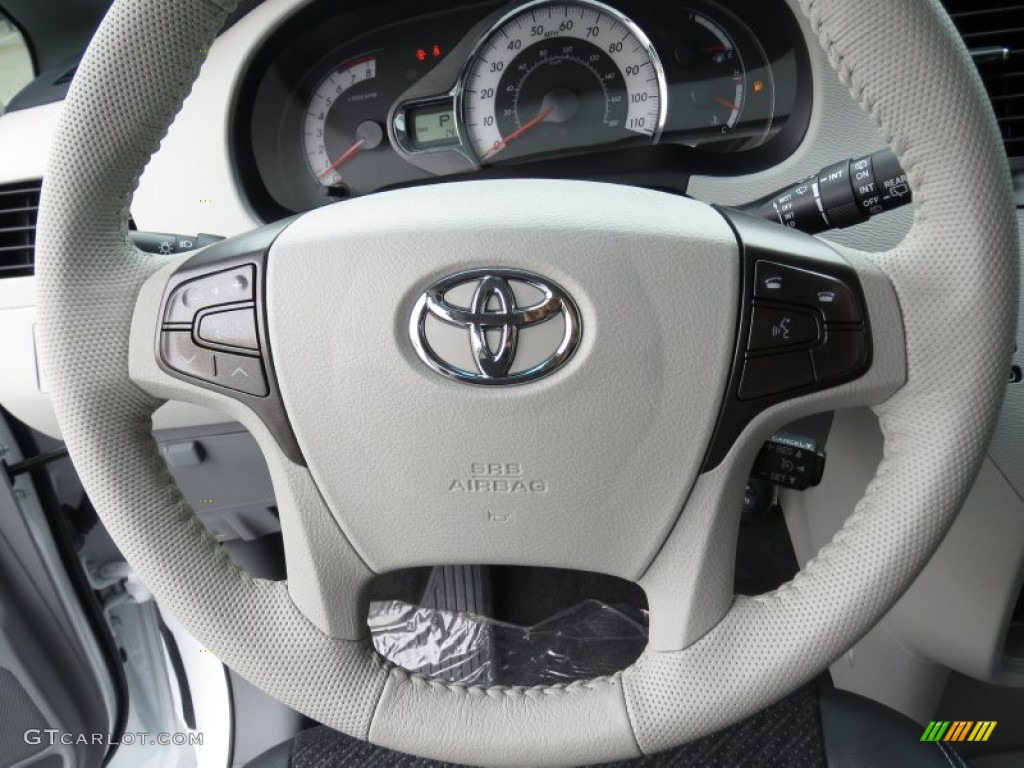2013 Toyota Sienna Se Steering Wheel Photos Gtcarlot Com