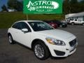 Ice White 2011 Volvo C30 T5