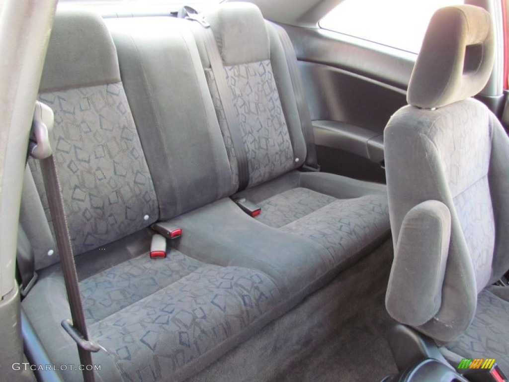 2002 Honda Civic Ex Coupe Rear Seat Photo 70181165 Gtcarlot Com