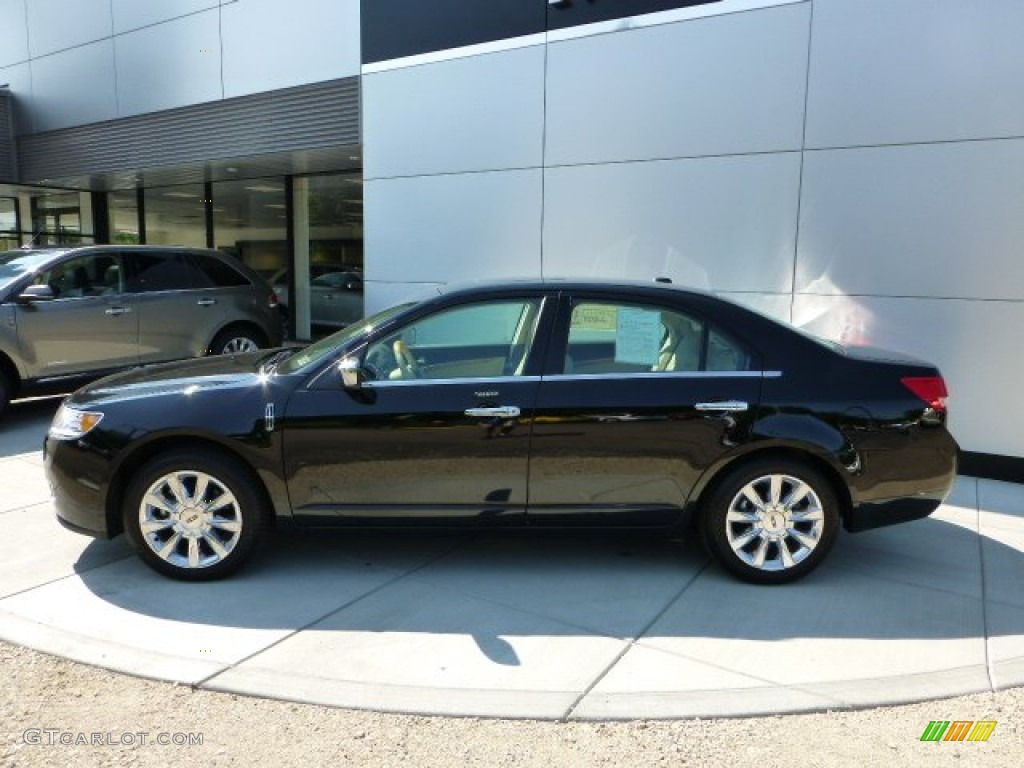 2012 black lincoln mkz awd 70133083 photo 2 car color galleries. Black Bedroom Furniture Sets. Home Design Ideas