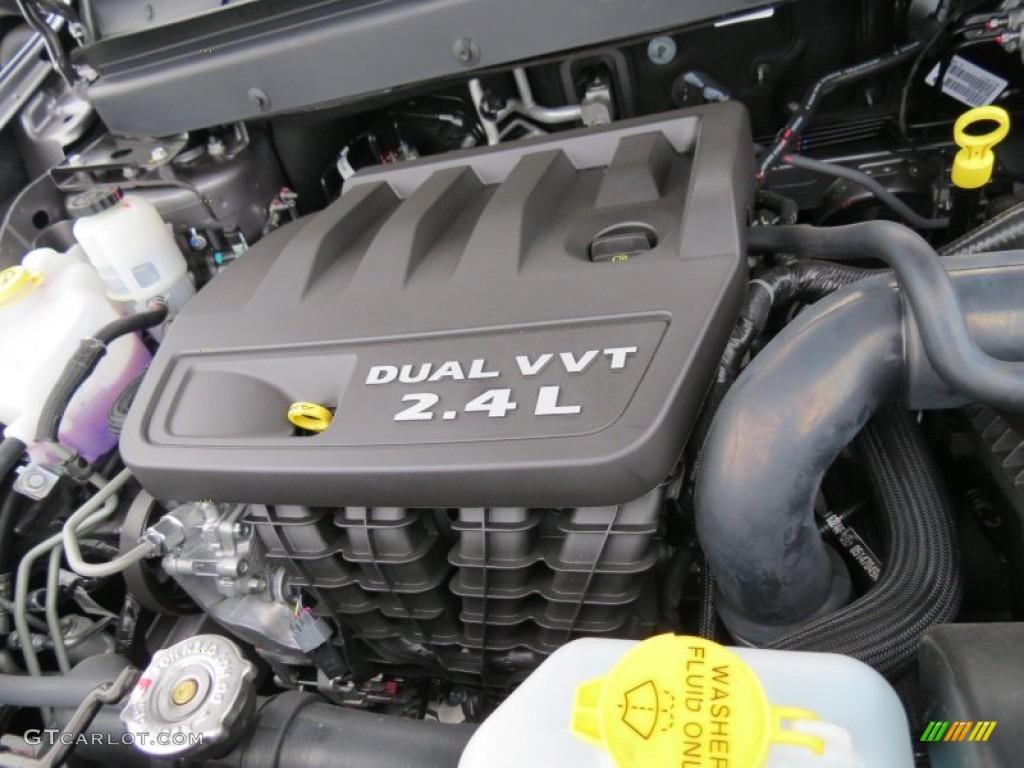 2013 Dodge Journey SE 24 Liter DOHC 16Valve Dual VVT 4 Cylinder