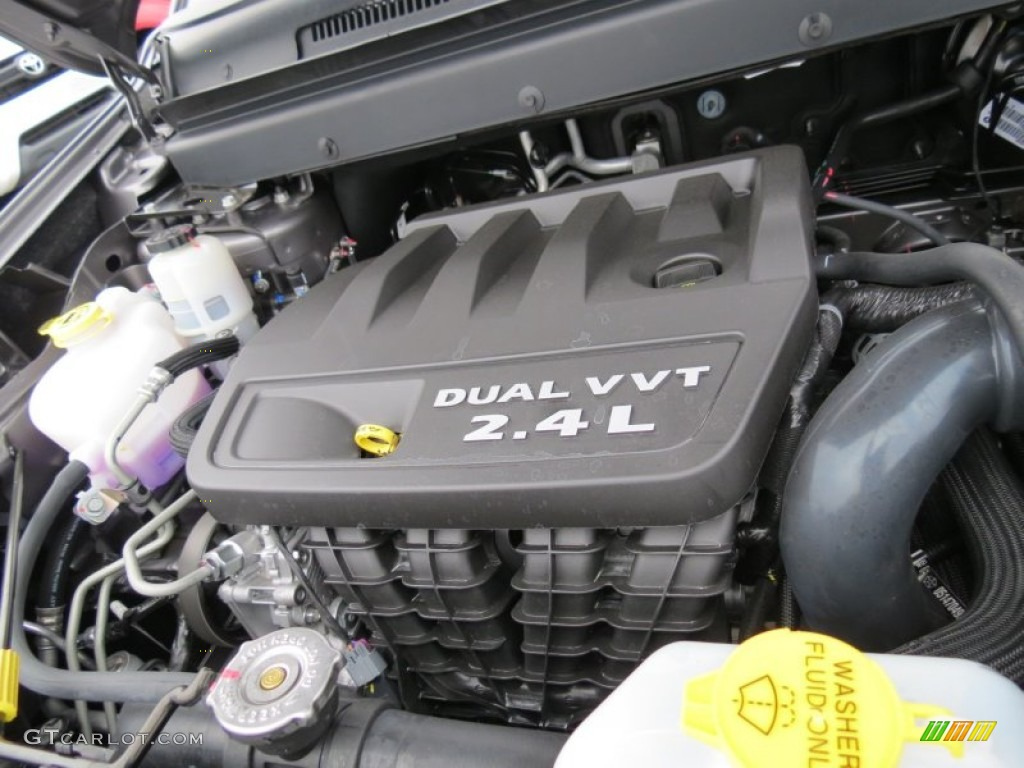 2012 Dodge Journey Sxt >> 2013 Dodge Journey SXT 2.4 Liter DOHC 16-Valve Dual VVT 4 Cylinder Engine Photo #70185890 ...