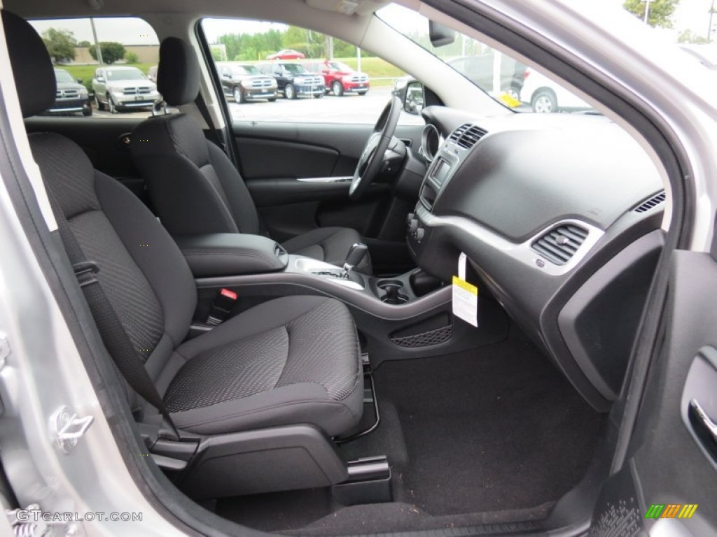 Black Interior 2013 Dodge Journey Sxt Photo 70186091