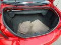 2003 Inferno Red Tinted Pearl Chrysler Sebring LX Convertible  photo #16
