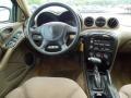 2003 Pontiac Grand Am Dark Taupe Interior Dashboard Photo