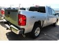 2013 Silver Ice Metallic Chevrolet Silverado 1500 LT Crew Cab 4x4  photo #2