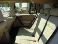 Sand Beige 2004 BMW X3 Interiors