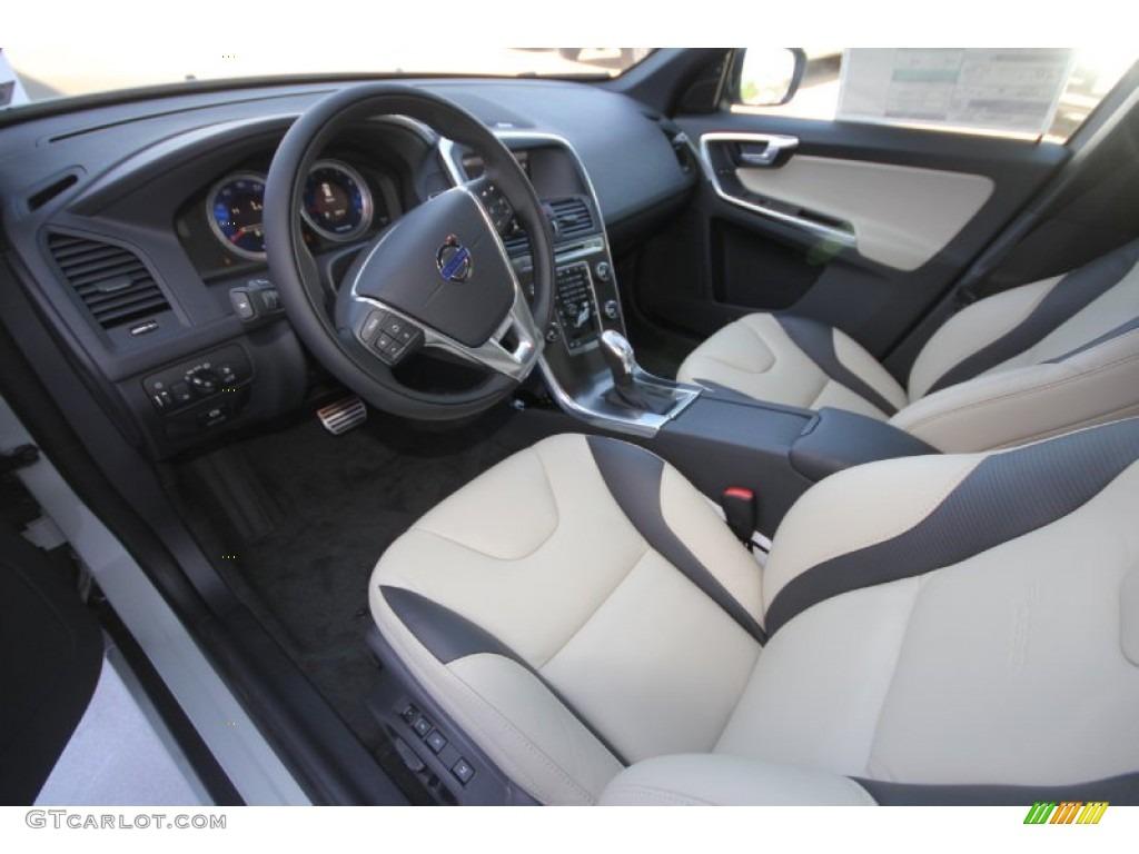 R Design Soft Beige Off Black Inlay Interior 2013 Volvo Xc60 T6 Awd R Design Photo 70204876 Gtcarlot Com