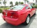 2007 Torch Red Ford Mustang V6 Premium Coupe  photo #6