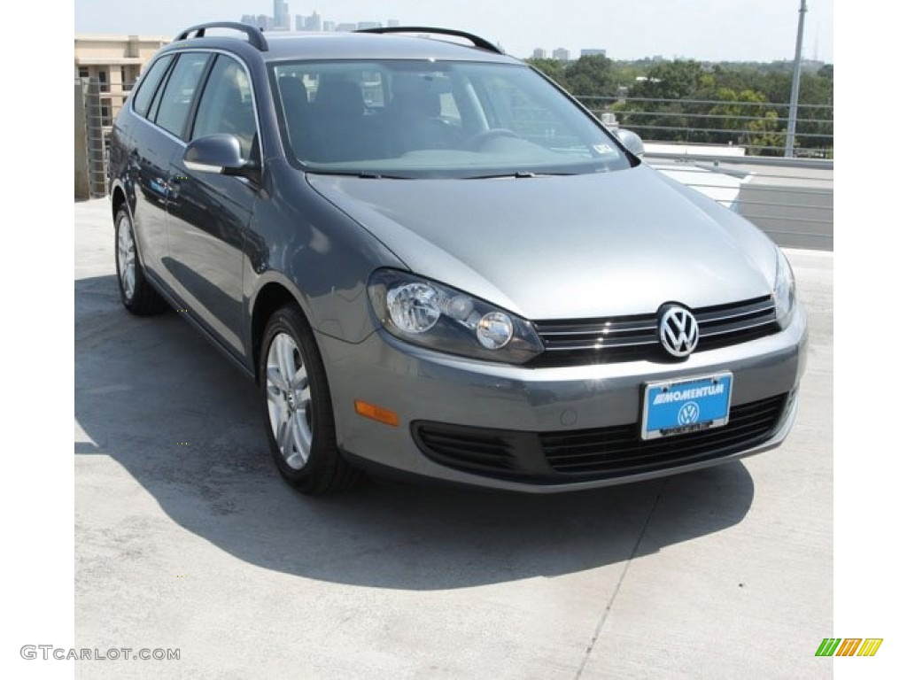 2013 platinum gray metallic volkswagen jetta tdi sportwagen 70196164 car color. Black Bedroom Furniture Sets. Home Design Ideas