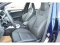 Front Seat of 2013 S4 3.0T quattro Sedan