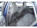 Rear Seat of 2013 S4 3.0T quattro Sedan