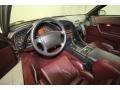 Ruby Red 1993 Chevrolet Corvette Interiors