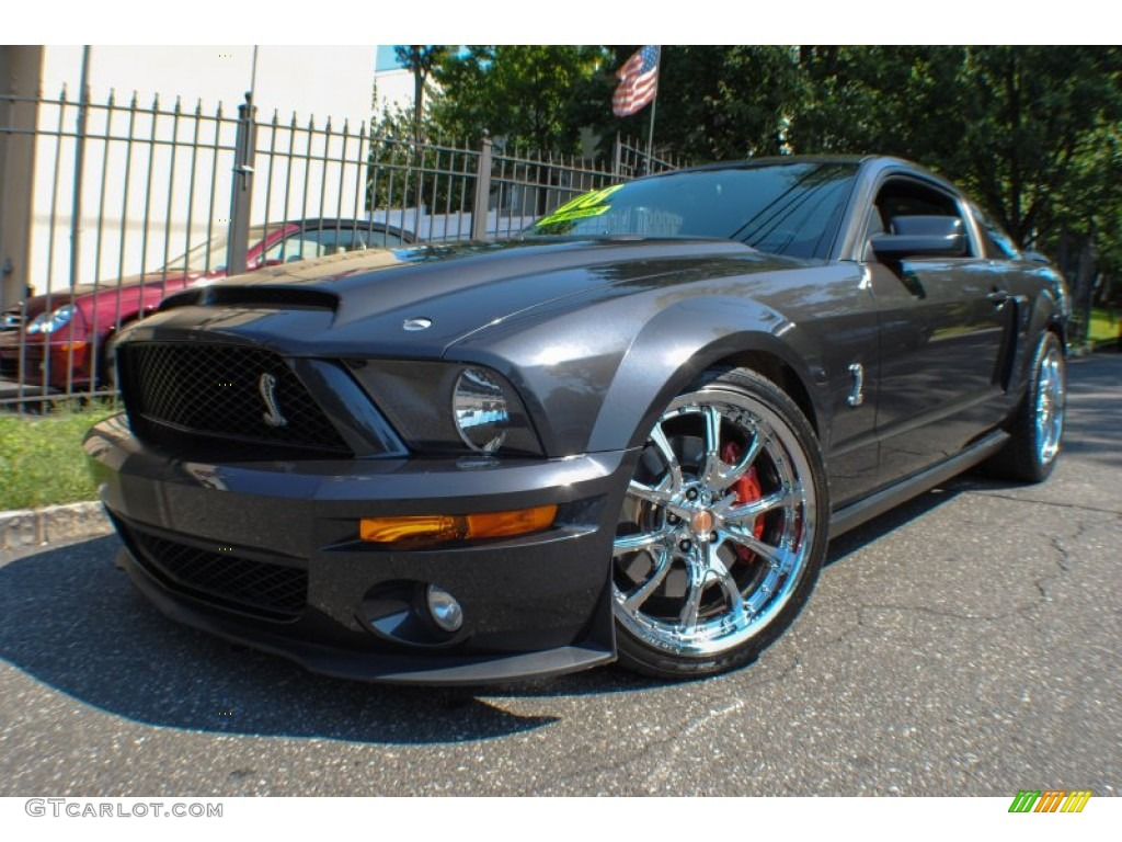 2008 Alloy Metallic Ford Mustang Gt Deluxe Coupe 70195397
