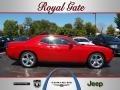 2013 Redline 3-Coat Pearl Dodge Challenger R/T  photo #1