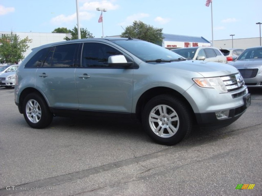Pewter metallic 2007 ford edge sel exterior photo 70225672 gtcarlot com