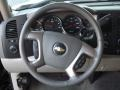 2012 Black Granite Metallic Chevrolet Silverado 1500 LT Crew Cab 4x4  photo #10