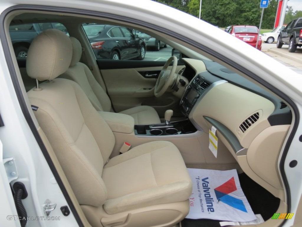 2013 Pearl White Nissan Altima 3 5 Sv 70195712 Photo 13