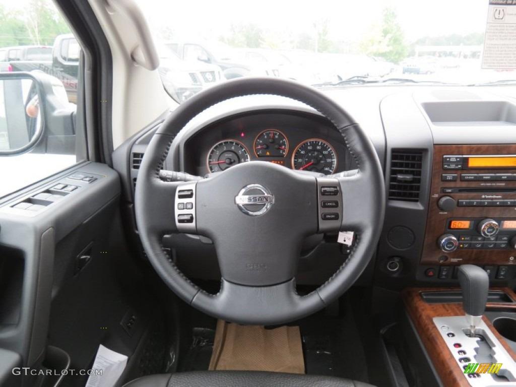 2017 Nissan Titan Sl 4x4 Auto Electrical Wiring Diagram 74cc Shovelhead Fxe 2012 Heavy Metal Chrome Edition Crew Cab