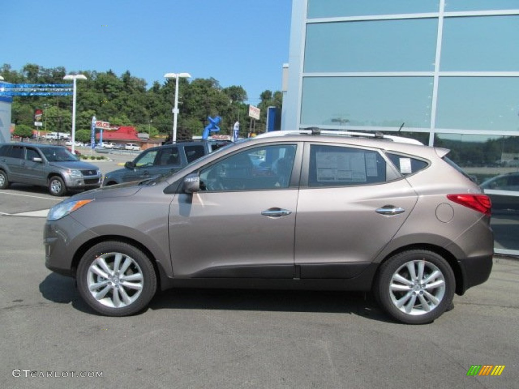 chai bronze 2013 hyundai tucson limited awd exterior photo 70245391. Black Bedroom Furniture Sets. Home Design Ideas