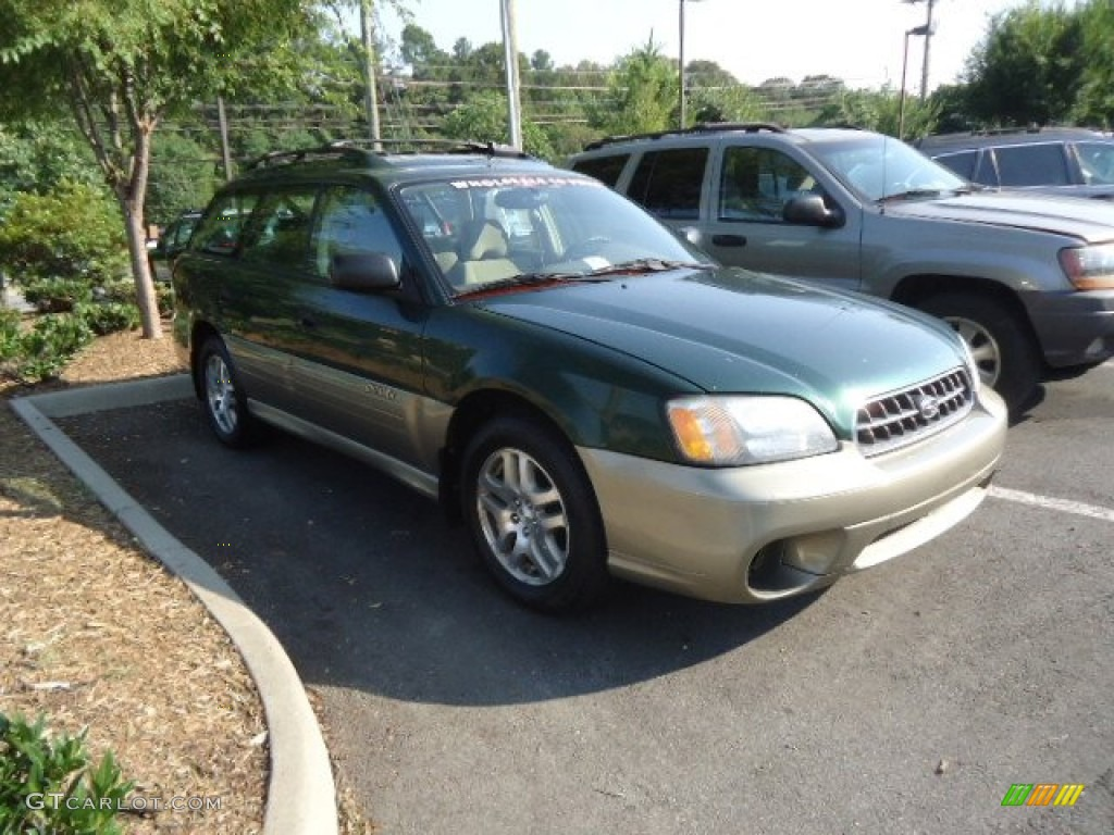 2003 timberline green pearl subaru outback wagon 70195980 2003 outback wagon timberline green pearl beige photo 1 vanachro Image collections