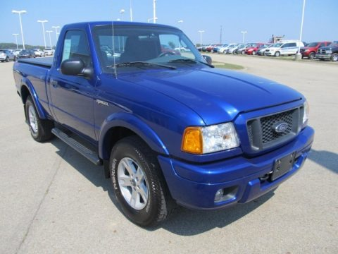 2004 ford ranger edge regular cab 4x4 data info and specs. Black Bedroom Furniture Sets. Home Design Ideas