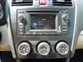 2012 Subaru Impreza Ivory Interior Controls Photo