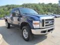 Dark Blue Pearl Metallic 2009 Ford F250 Super Duty Gallery