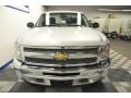 2012 Silver Ice Metallic Chevrolet Silverado 1500 LS Regular Cab 4x4  photo #4