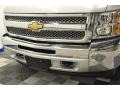 2012 Silver Ice Metallic Chevrolet Silverado 1500 LS Regular Cab 4x4  photo #5