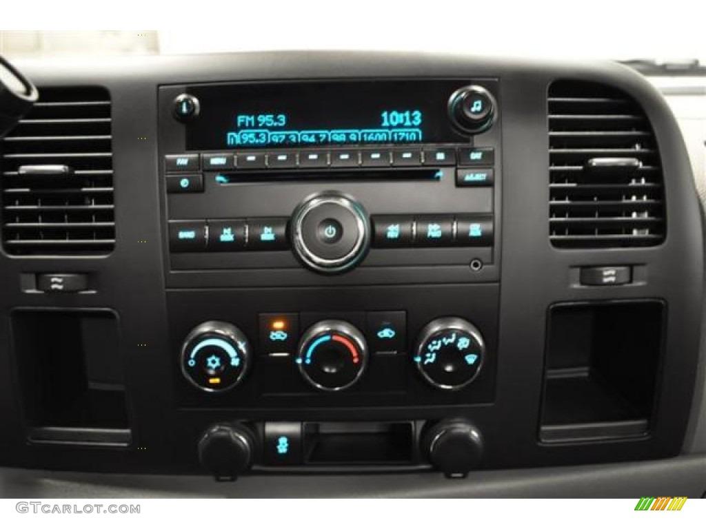 2012 Silverado 1500 LS Regular Cab 4x4 - Silver Ice Metallic / Dark Titanium photo #21