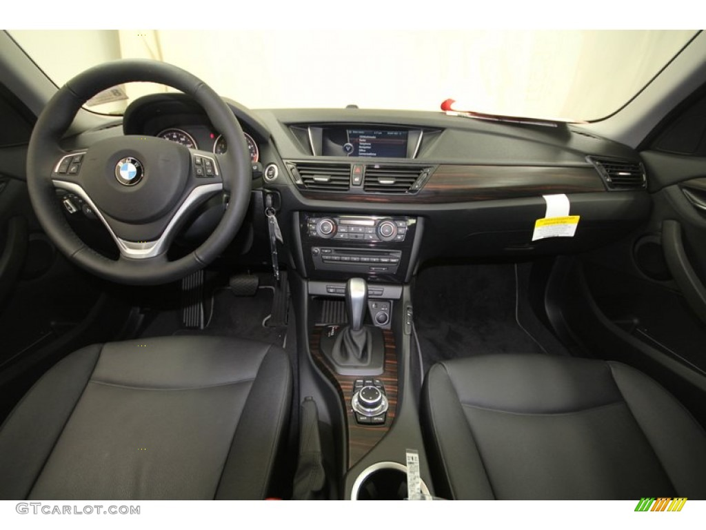 2013 Bmw X1 Xdrive 35i Black Dashboard Photo 70275025 Gtcarlot Com