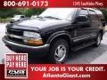Onyx Black 1999 Chevrolet Blazer Gallery