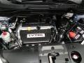 2009 Glacier Blue Metallic Honda CR-V LX  photo #32