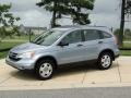 2011 Glacier Blue Metallic Honda CR-V LX  photo #9