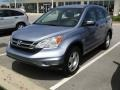 2011 Glacier Blue Metallic Honda CR-V LX  photo #37