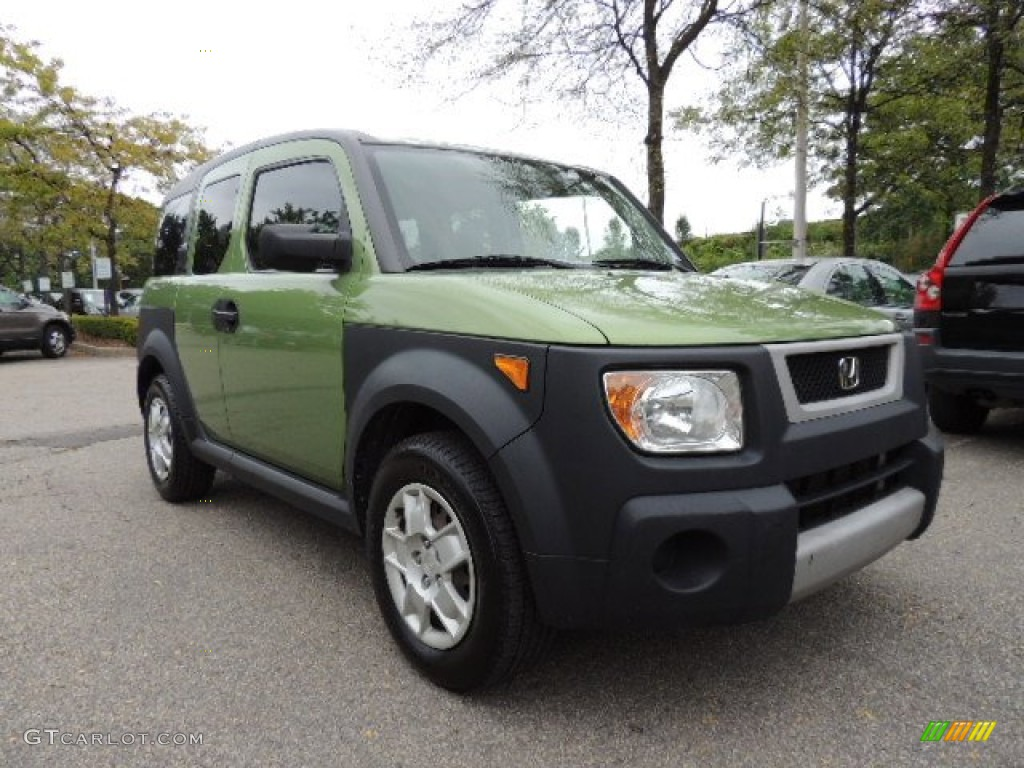 kiwi metallic 2006 honda element lx exterior photo. Black Bedroom Furniture Sets. Home Design Ideas