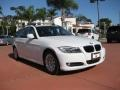 Alpine White - 3 Series 328i Sport Wagon Photo No. 7