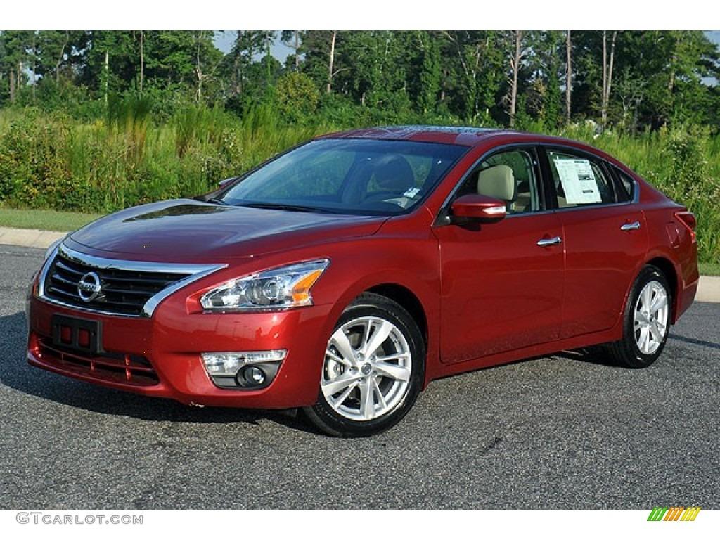 2013 Cayenne Red Nissan Altima 2 5 Sl 70311238 Gtcarlot