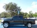 2006 Brilliant Black Crystal Pearl Dodge Ram 1500 SLT Quad Cab  photo #2