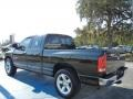 2006 Brilliant Black Crystal Pearl Dodge Ram 1500 SLT Quad Cab  photo #3