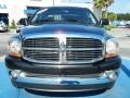 2006 Brilliant Black Crystal Pearl Dodge Ram 1500 SLT Quad Cab  photo #8