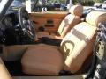 1980 MG MGB Tan Interior Front Seat Photo