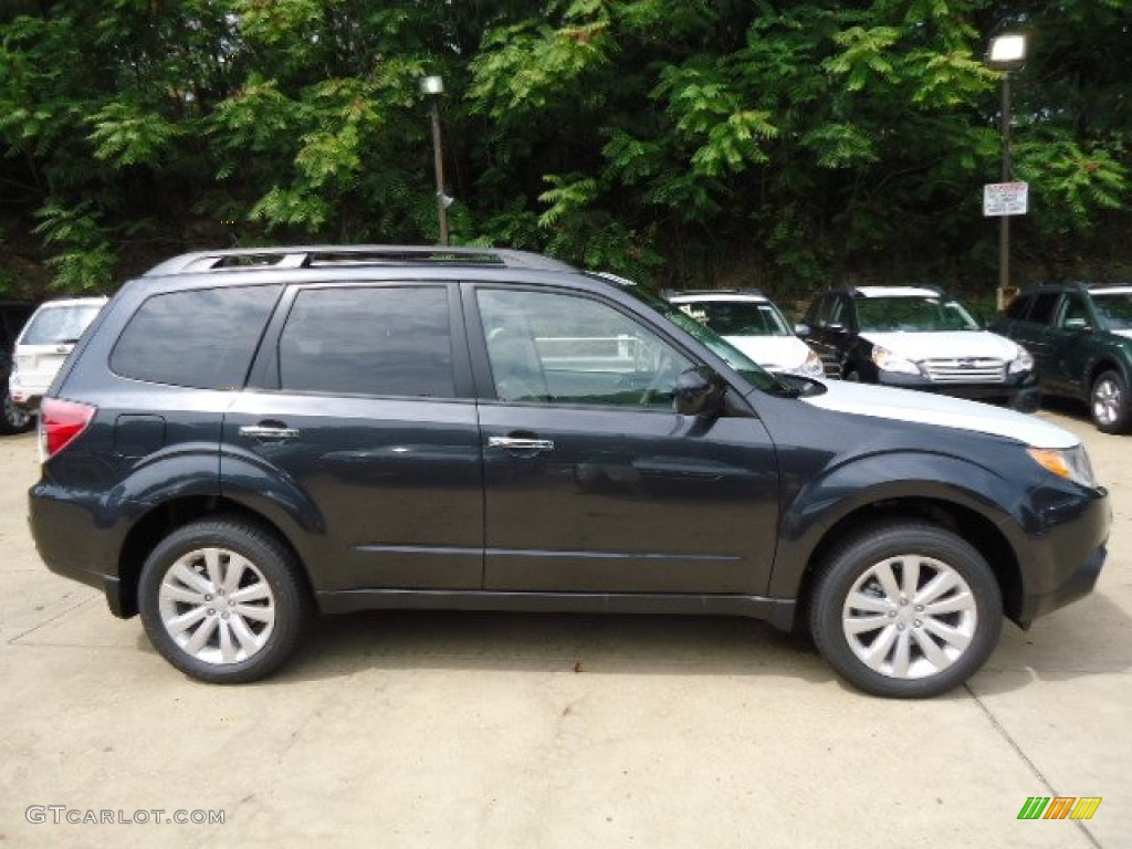 2013 dark gray metallic subaru forester 2 5 x premium 70310786 photo 5 car. Black Bedroom Furniture Sets. Home Design Ideas