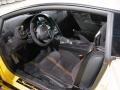 2008 Gallardo Superleggera Black Interior