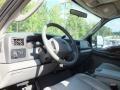 2004 Dark Shadow Grey Metallic Ford F250 Super Duty Lariat Crew Cab 4x4  photo #32