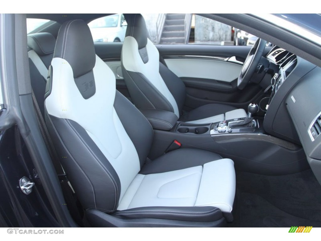 Black Lunar Silver Interior 2013 Audi S5 3 0 Tfsi Quattro
