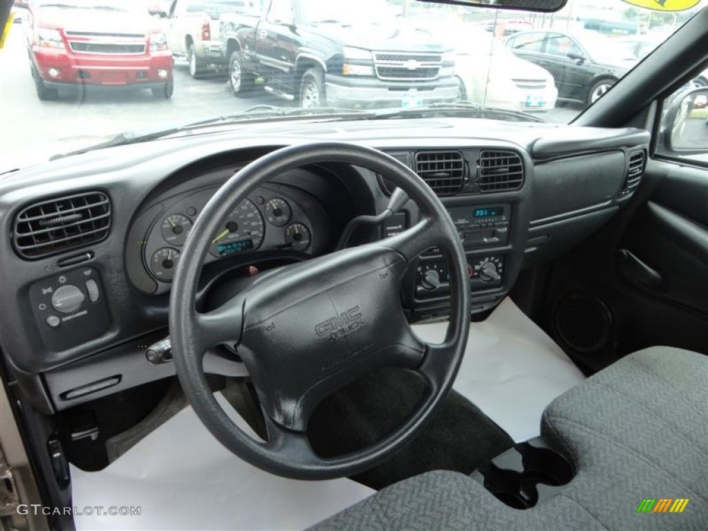 1998 Gmc Sonoma Sl Regular Cab Interior Photo 70329759 Gtcarlot Com
