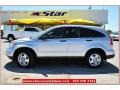 2010 Alabaster Silver Metallic Honda CR-V LX  photo #2